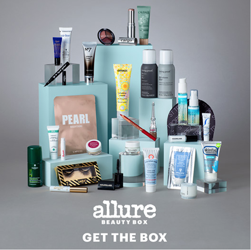 Allure Beauty Box FREE Holiday Mega Haul Bundle with Annual Subscriptions!