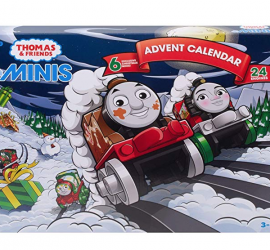 Thomas & Friends Fisher-Price Minis, Advent Calendar 2019 - Save $10!