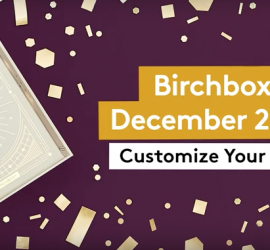 Birchbox December 2019 Sample Choice & Curated Box Reveals