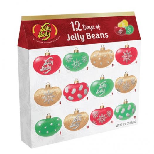 Jelly Belly 12 Days of Christmas Advent Calendar