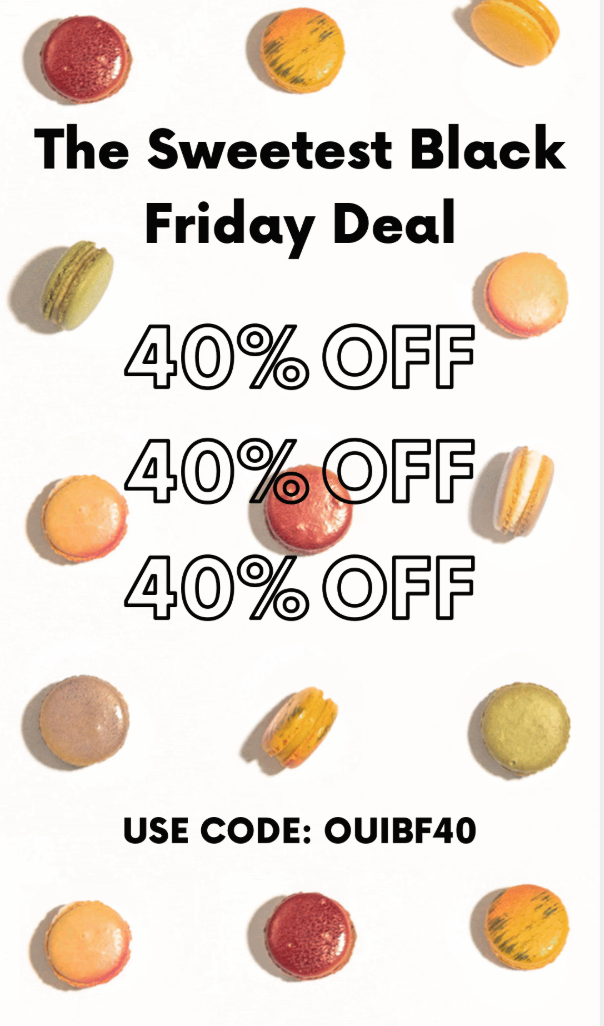 Oui Please Black Friday Sale – Save 40% Subscriptions!