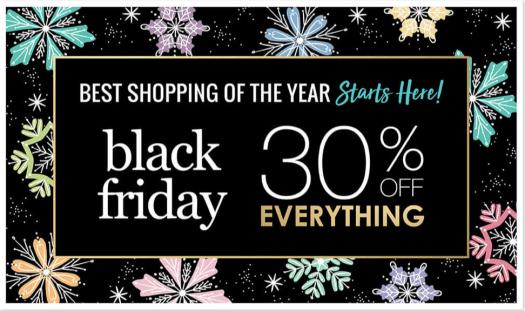 Erin Condren Black Friday Sale - Save 30% Off EVERYTHING!