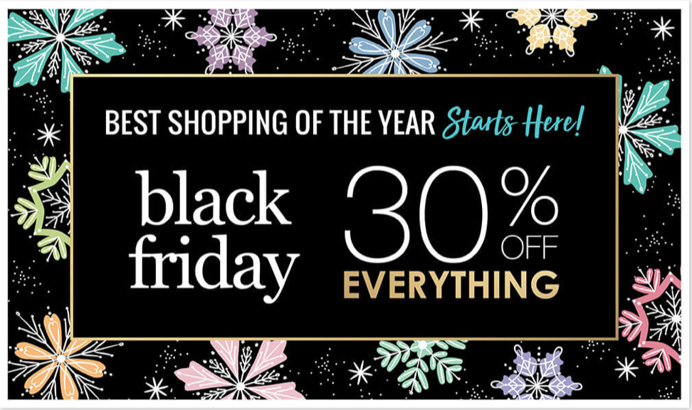 LAST CALL!!!Erin Condren Black Friday Sale – Save 30% Off EVERYTHING!