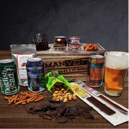 ManGifty Beer & More Manly Advent Calendar
