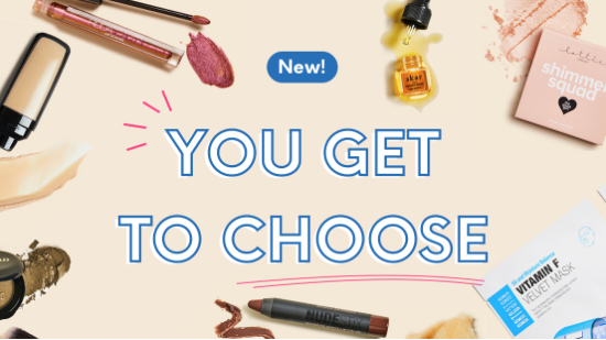 September 2020 ipsy Choice Time!