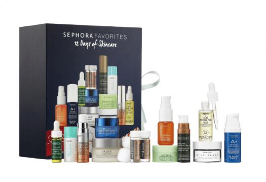 Sephora Favorites: 12 Days of Skincare Advent - On Sale Now!