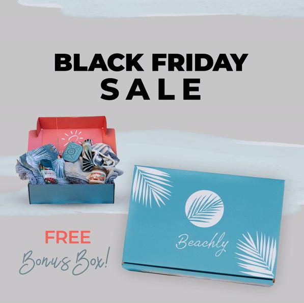 Beachly Black Friday Sale – Free Bonus Box & Discounts on Gift Subscriptions!
