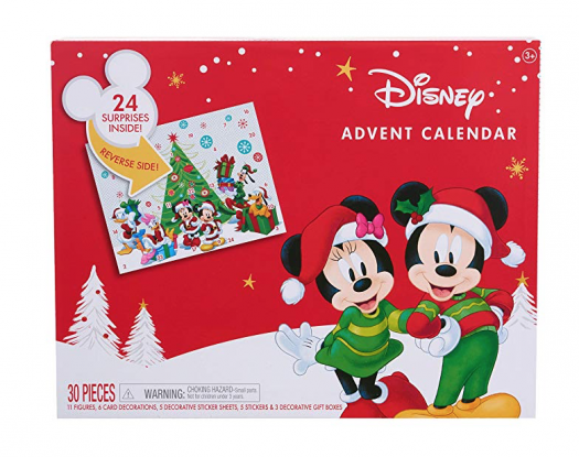 Disney Mickey Mouse Advent Calendar – Today Only Save $10!