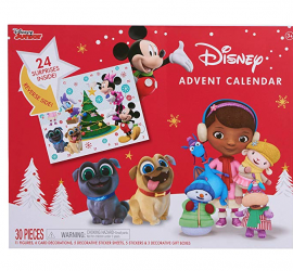 Disney Jr. Advent Calendar - Today Only Save $10!