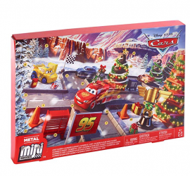 Disney Pixar Cars Advent Calendar - Now Just $9.99