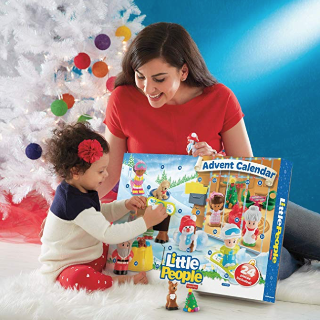 Fisher-Price Little People Advent Calendar – Save 50%!