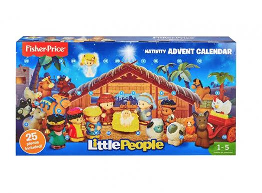 Fisher-Price Little People Nativity Advent Calendar – Save 50%!
