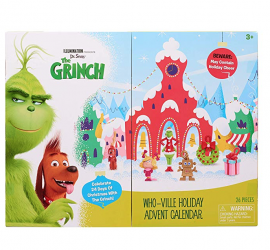 Grinch Advent Calendar - Save 50%