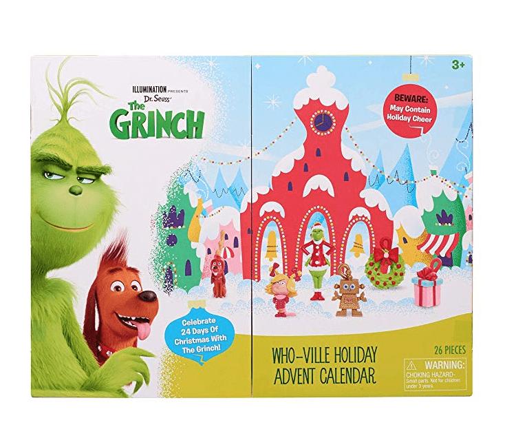 Grinch Advent Calendar – Save 50%