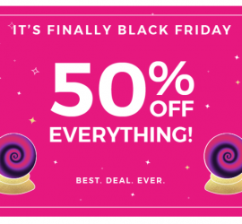 Fabletics Black Friday Sale - 50% off Everything!!