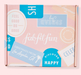 FabFitFun Black Friday Sale - $5 Mini Box!