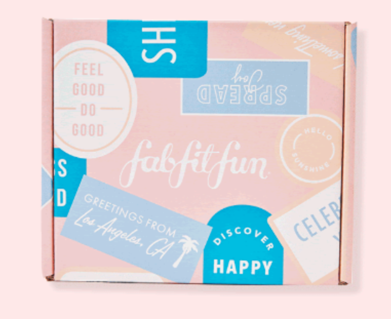 Still Available: FabFitFun Black Friday Sale – $5 Mini Box!
