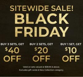 Adore Me Black Friday Sale - Save Up to $40 + BOGO Sets!