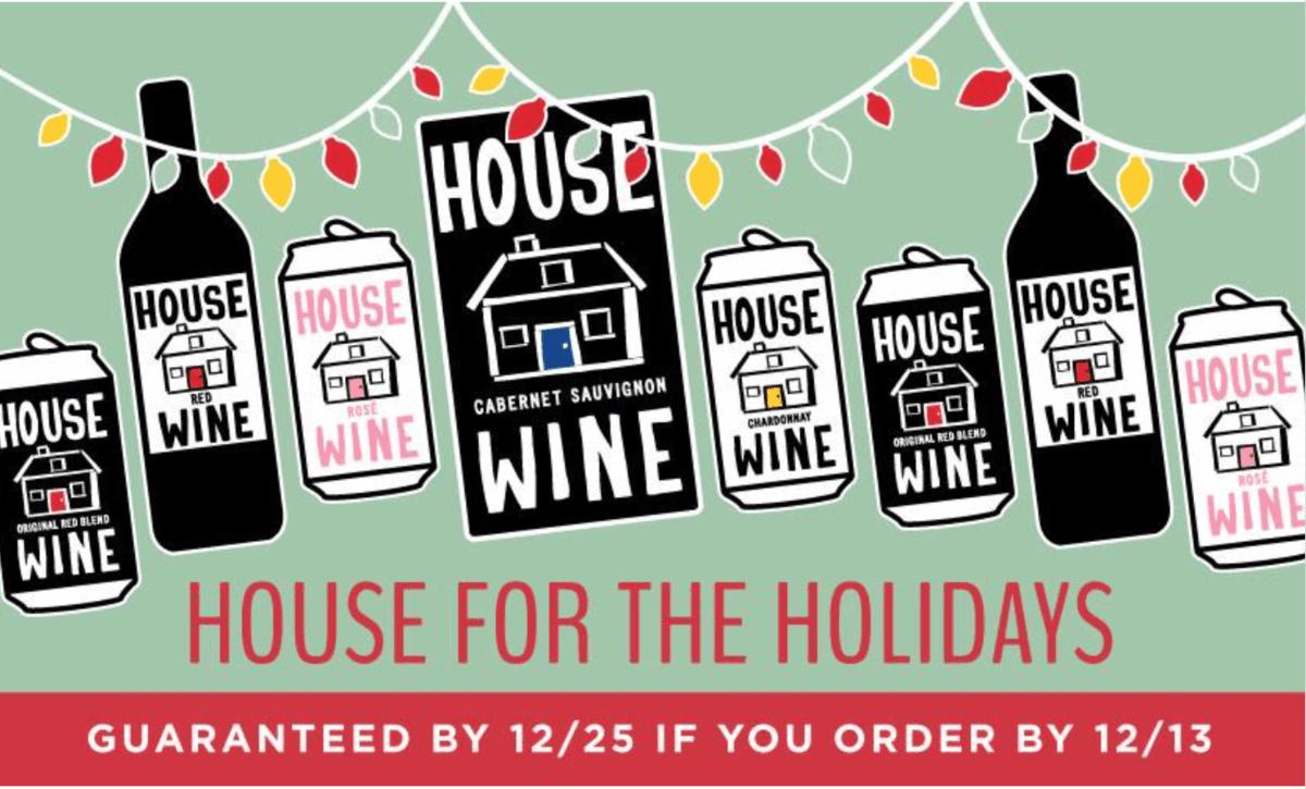 House Wine Advent Calendar – On Sale Now