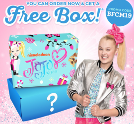 The Jojo Siwa Box Black Friday Sale - Free Bonus Box!