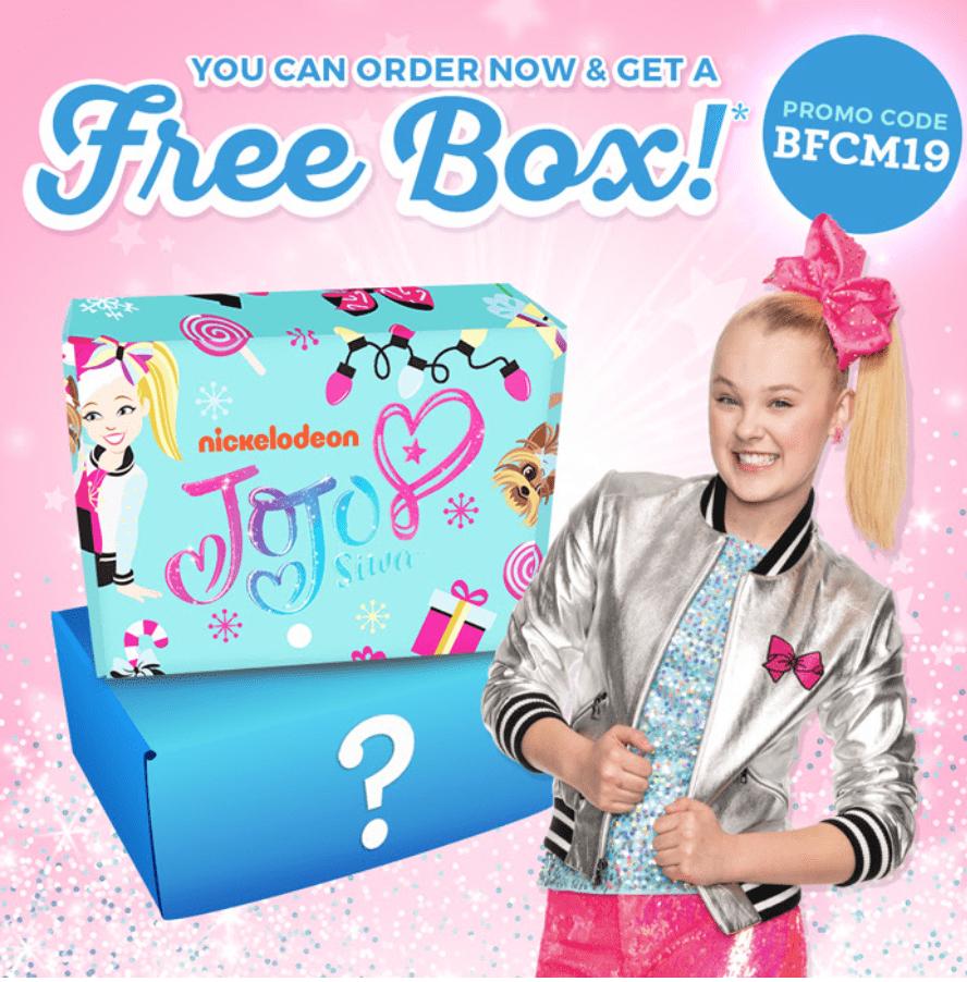 The Jojo Siwa Box Black Friday Sale – Free Bonus Box!