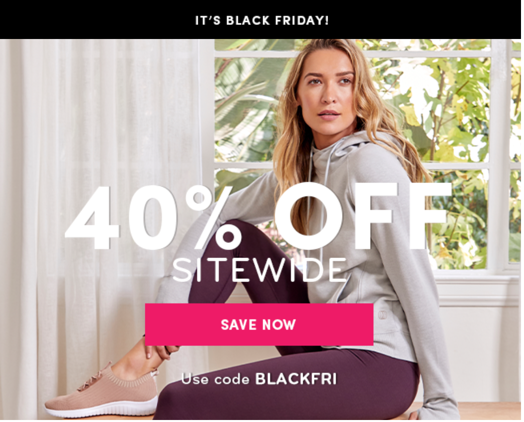Ellie Black Friday Coupon Code – Save 40% Off Your First Month + Shop Orders