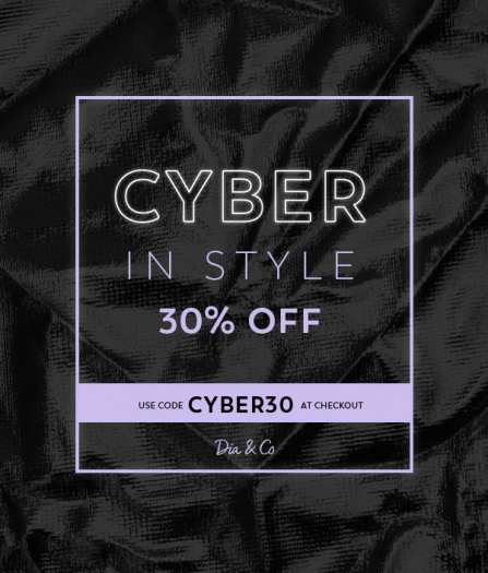 Dia & Co. Black Friday Deal – Save 30%!