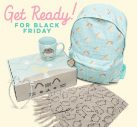 Pusheen Box Black Friday Coupon – FREE Accessory Bundle