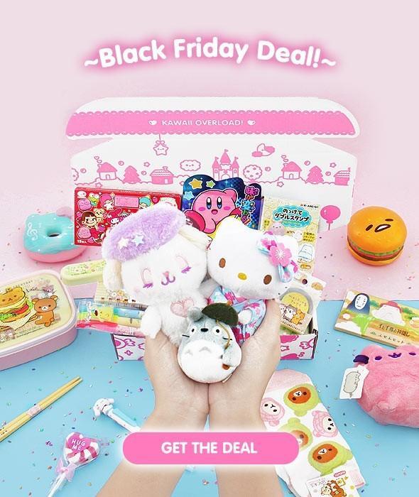 Kawaii Box Black Friday Sale – Save $10