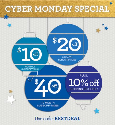 Little Passports Cyber Monday Sale - Save Up to $40 Off!
