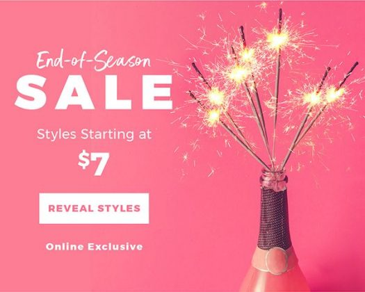 Fabletics End of Season Sale - Pieces Start at Just $7!