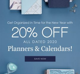 Erin Condren Sale - Save 20% off Life Planners!