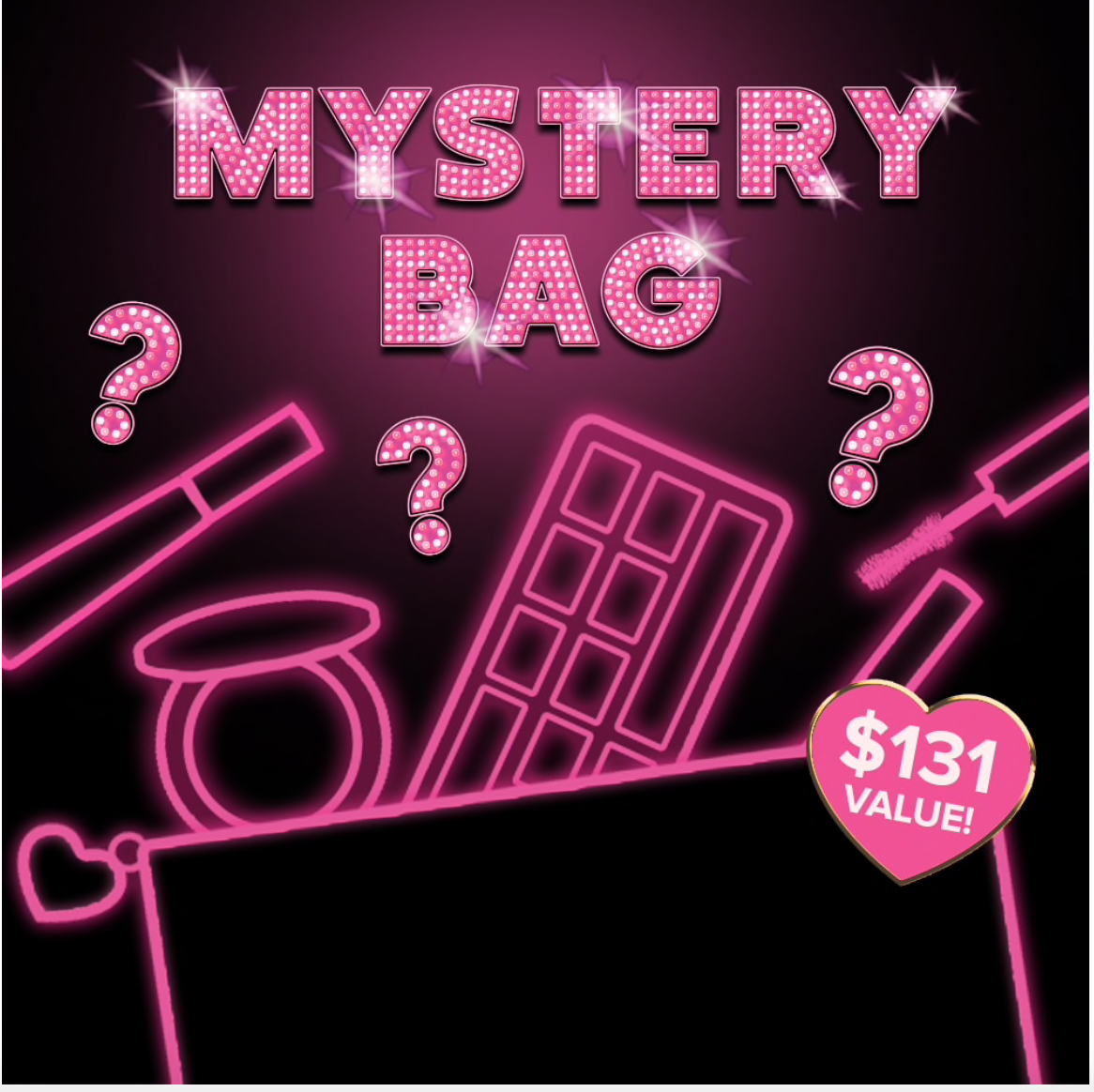 Too Faced Cyber Monday Mystery Bag – On Sale Now