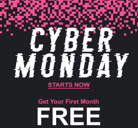 Scentbird Cyber Monday Sale - First Month FREE!