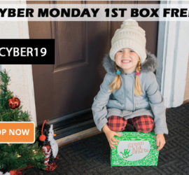 Green Kid Crafts Cyber Monday Sale - Get Your First Month FREE!