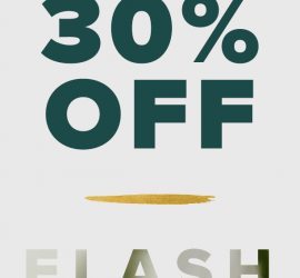 Today only, The Bouqs is offering customers 30% off their orde