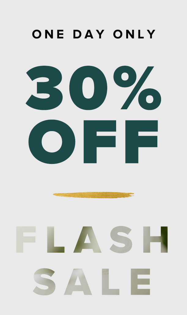 The Bouqs Flash Sale – 30% Off Sitewide!
