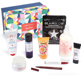 Birchbox Limited Edition: BuzzFeed x Birchbox Splurge-Worthy Box - On Sale Now + Coupon Codes!
