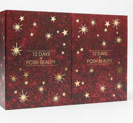 QVC Beauty 12 Days of Posh Beauty Full-Size Advent Calendar Collection - On Sale Now