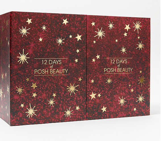 QVC Beauty 12 Days of Posh Beauty Full-Size Advent Calendar Collection – On Sale Now