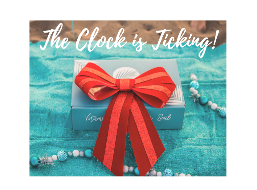 Beachly – Last Day for Holiday Delivery + $20 Off Coupon Code!
