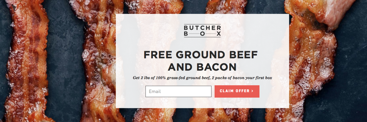 LAST DAY FOR HOLIDAY DELIVERY: Butcher Box – FREE Ground Beef and Bacon!