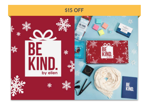Be Kind by Ellen Box $15 Coupon Code + Full Winter 2019 Spoilers
