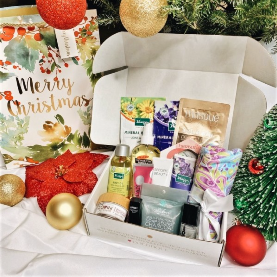 Cocotique Limited Edition Holiday Box – On Sale Now