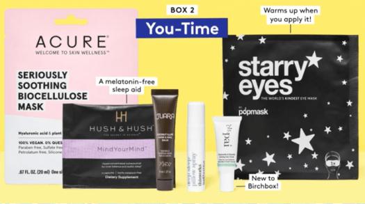 Birchbox January 2020 Sample Choice & Curated Box Reveals