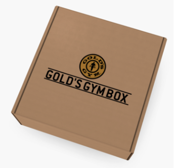 New Box Alert: Gold's Gym Box!