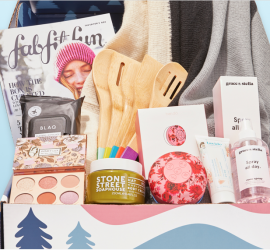 FabFitFun 2019 Winter Editors Box - On Sale Now + FULL Spoilers + $10 Coupon Code