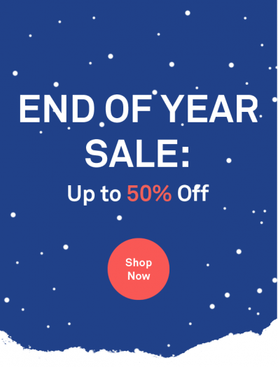 Bespoke Post End of the Year Sale - Save Up to 50%!