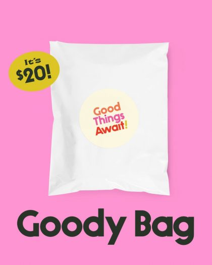 ban.do $20 Goody Bags – On Sale Now!