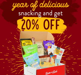 Love With Food Holiday Sale - Save 20%!